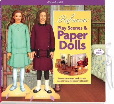 Rebecca Play Scenes & Paper Dolls 9781593697822