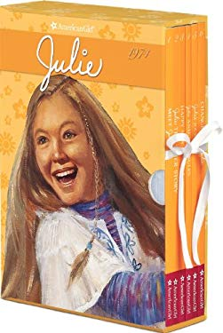 Julie 6 Volume Boxed Set [With Dice and 14 Playing Cards and Storage Envelope and 4 Playing Pieces and Gameboard] 9781593697860
