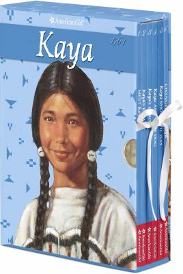 Kaya Boxed Set with Game 9781593697877