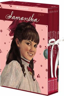 Samantha Boxed Set with Game 9781593697914