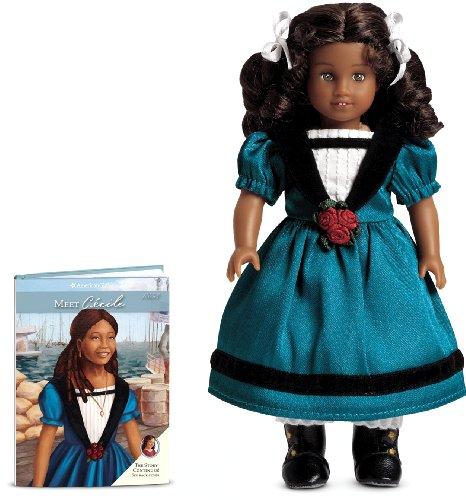 Cecile Mini Doll 9781593699239