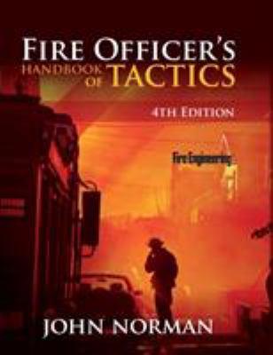 Fire Officer's Handbook of Tactics 9781593702793