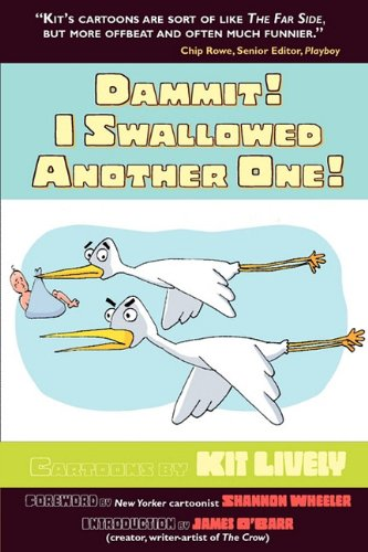 Dammit! I Swallowed Another One!
