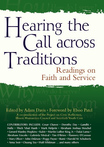 Hearing the Call Across Traditions: Readings on Faith and Service 9781594733031