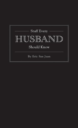 Stuff Every Husband Should Know 9781594744976