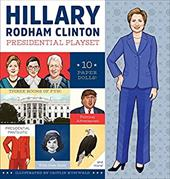 Hillary Rodham Clinton Presidential Playset: Includes Ten