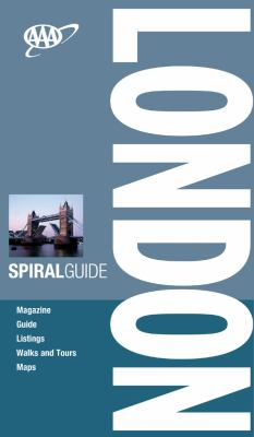 AAA Spiral Guide: London 9781595083869