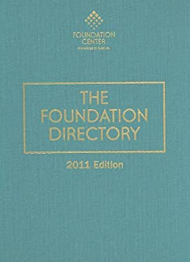 The Foundation Directory 9781595423610