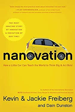 Nanovation: How a Little Car Can Teach the World to Think Big and Act Bold 9781595554420