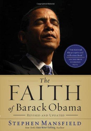 The Faith of Barack Obama 9781595554635