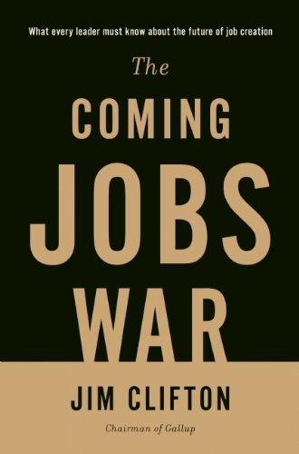 The Coming Jobs War 9781595620552