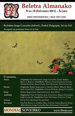 Beletra Almanako 10 (Ba10 - Literaturo En Esperanto) 9781595691910