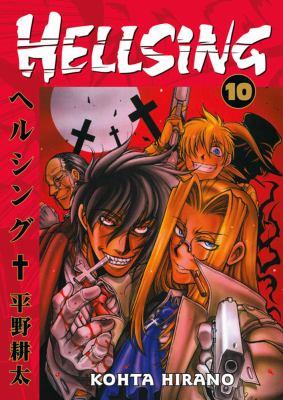 Hellsing, Volume 10 9781595824981