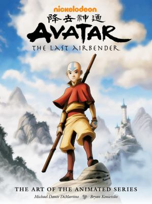 Avatar: The Last Airbender - The Art of the Animated Series 9781595825049