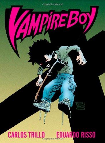 Vampire Boy 9781595825629