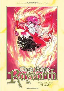 Magic Knight Rayearth 9781595825889