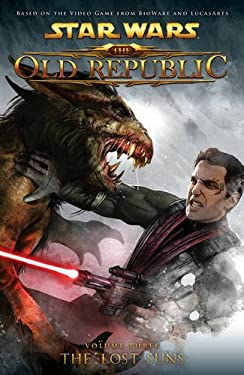 Star Wars: The Old Republic Volume 3 - The Lost Suns 9781595826374