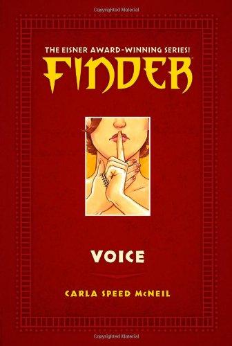 Finder: Voice 9781595826510