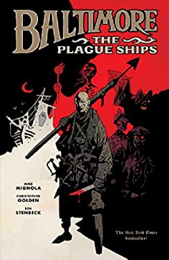 Baltimore: The Plague Ships Tp 9781595826770