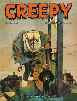 Creepy Archives, Volume 10: Collecting Creepy 46-50 9781595827197