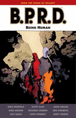 B.P.R.D.: Being Human 9781595827562