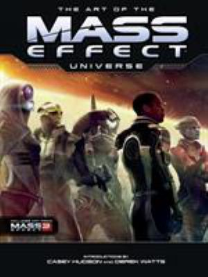 The Art of the Mass Effect Universe 9781595827685