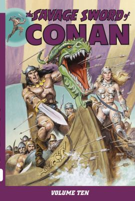 The Savage Sword of Conan 9781595827999