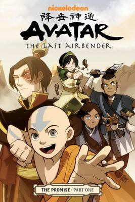 Avatar: The Last Airbender - The Promise Part 1 9781595828118