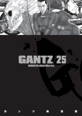 Gantz Volume 25 9781595829085