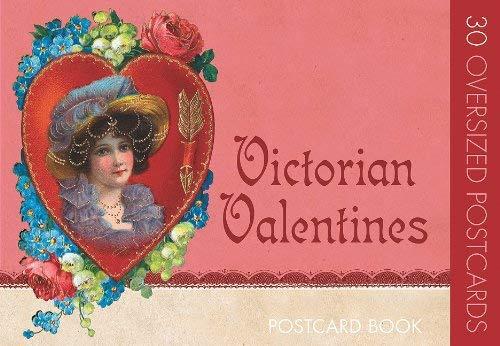 Victorian Valentines: Postcard Book 9781595834539