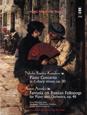 Rimsky-Korsakov: Concerto/Arensky: Fantasia: Piano [With 2 CDs]
