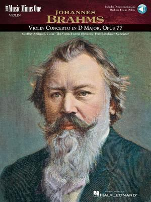 Brahms: Violin Concerto in D Major, Opus 77 [With CD (Audio)] 9781596151376