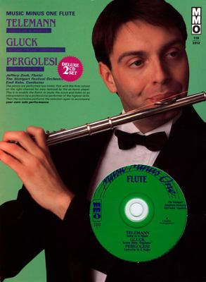 Telemann: Suite in A Minor/Gluck: Scene from