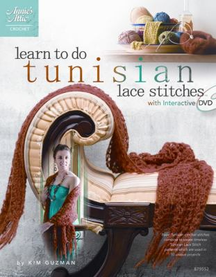 Learn to Do Tunisian Stitches [With DVD] 9781596352643