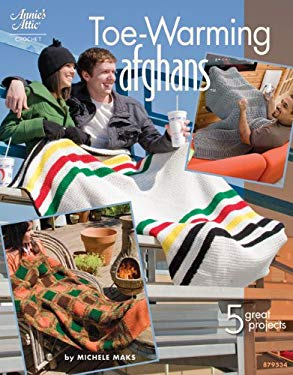Toe-Warming Afghans 9781596352803