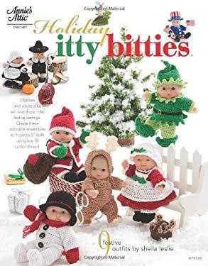 Holiday Itty Bitties 9781596352858