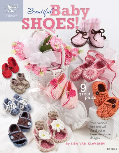 Beautiful Baby Shoes! 9781596353107
