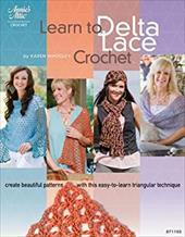 Learn to Delta Lace Crochet 12811694