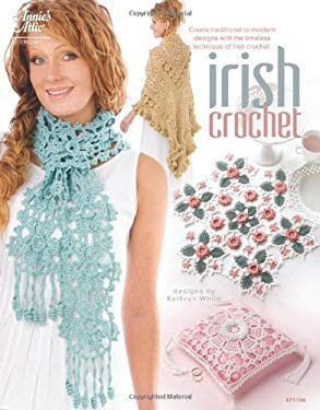 Irish Crochet 9781596353695