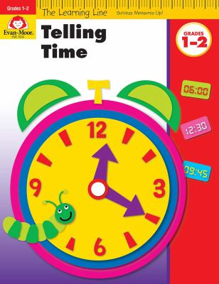Telling Time, Grades 1-2