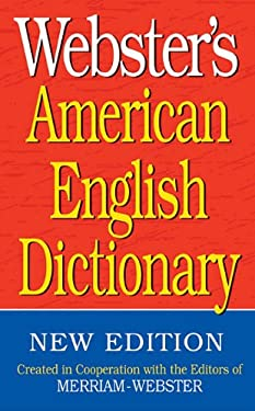 Webster's American English Dictionary 9781596951143