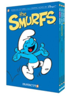 The Smurfs Boxed Set: #1-3 9781597072731