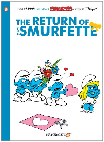 The Return of the Smurfette 9781597072922