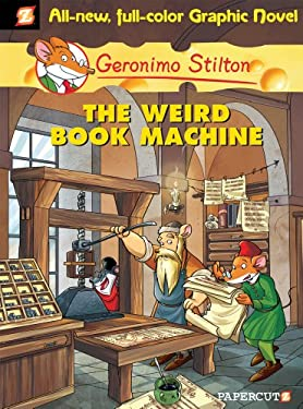 The Weird Book Machine 9781597072953