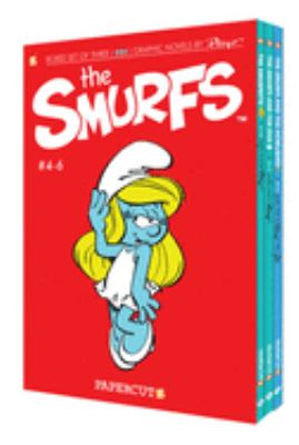 The Smurfs, Volume 4-6 9781597073066
