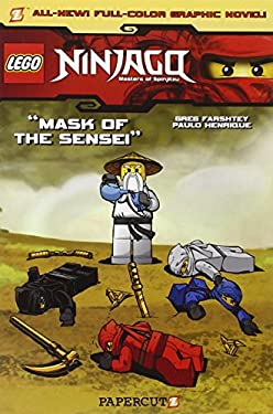 Ninjago Graphic Novels #2: Mask of the Sensei 9781597073103