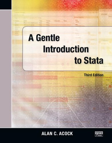 A Gentle Introduction to Stata 9781597180757