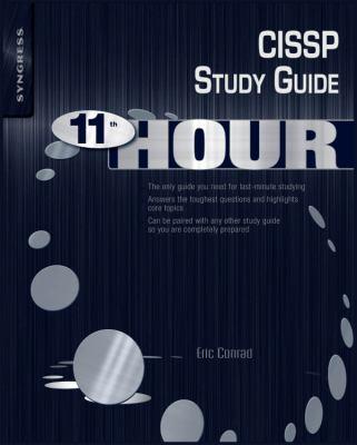CISSP Study Guide 9781597495660