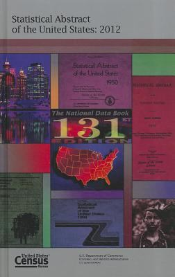 Statistical Abstract of the United States 9781598046250