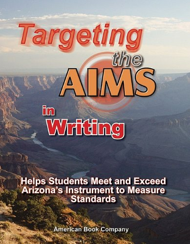 Targeting the Aims in Writing 9781598070132